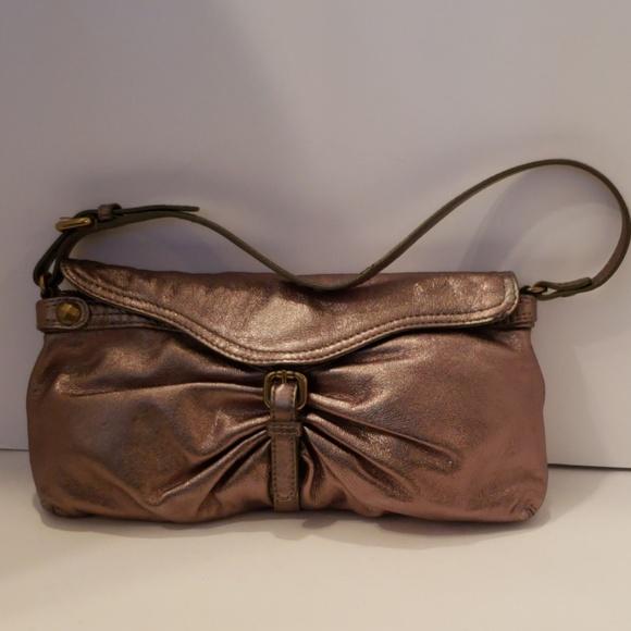 Kooba Handbags - Kooba bronze metallic purse